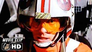 STAR WARS: A NEW HOPE Clip - Death Star Attack (1977) Mark Hamill