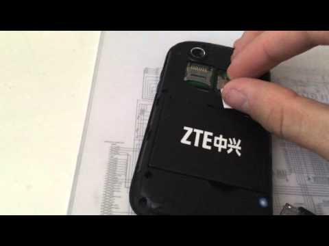 ZTE Z990G Tracfone Wireless Network Unlock