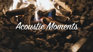 Acoustic Moments | Easy Listening Music | 4K