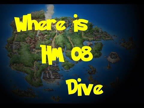 Where Is: HM 08 - Dive (Pokemon Ruby/Sapphire/Emerald)