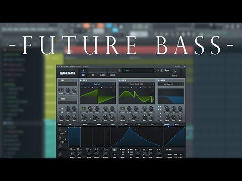 Future Bass Chord Tutorial - Serum