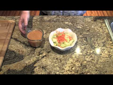 Benihana Style Ginger Salad Dressing