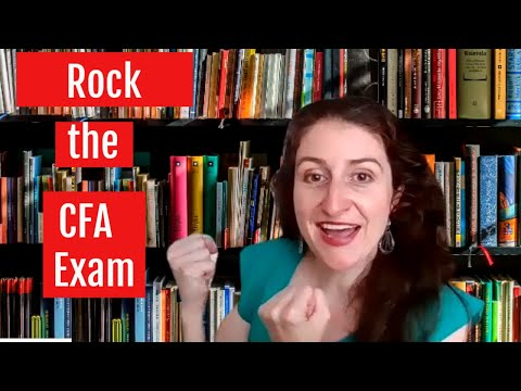 What CFA material to study to pass the CFA exam