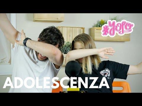 ADOLESCENZA | Vita Buttata - Guglielmo Scilla