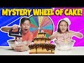 Mystery Wheel Of Cake Challenge Who Can Bake The Best Dessert mp3