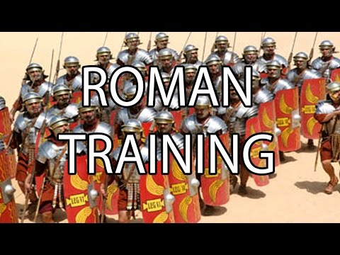 Roman Training | Stuff That I Find Interesting