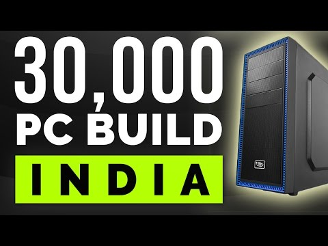 30,000 Rs Price Cheap Indian Gaming PC. [PC Build India]
