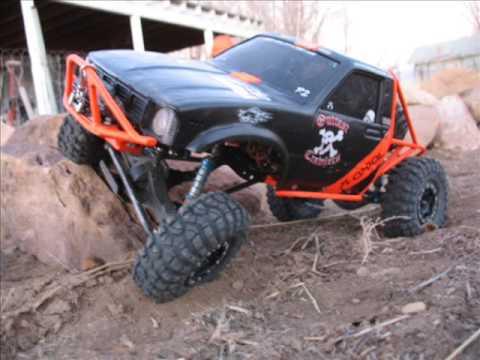 Bad Ass Shafty,,, Toyota Hilux.wmv