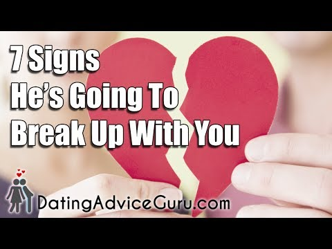 Is He Going To Break Up With You? 7 Signs You're Getting Dumped