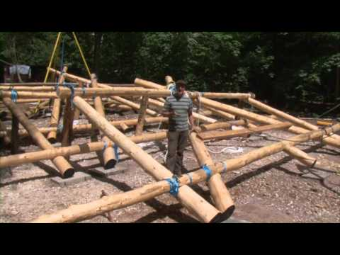 Future - How to build a timber frame house step by step