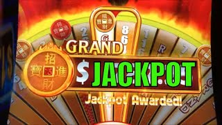 ★GRAND JACKPOT ! HANDPAY ! GRAND AGAIN !!★FORTUNE AGE DELUXE Slot (SG) $2.64 Bet☆彡栗スロ