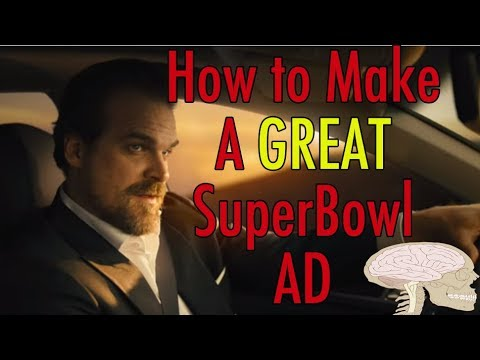 How to Make A GREAT SuperBowl Ad - #TideAd Commercial