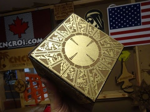 Lemarchand's Box: Hellraiser Movie Box Prototype
