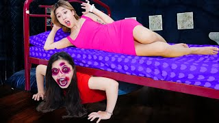 My Pet Is A Zombie | Monster Under My Bed | Funny & Awkward Situations With Your Zombie Pet By T-FUN