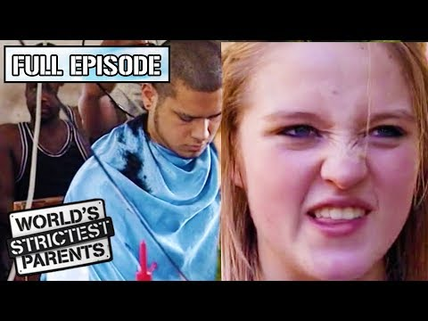 Xxx Mp4 The Kenya Family Full Episodes World 39 S Strictest Parents UK 3gp Sex