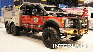 6x6 ford diesel Videos - 9tube tv