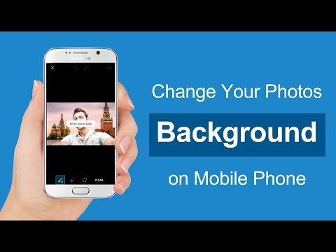 How To Change Photo Background on Mobile with Picsart?