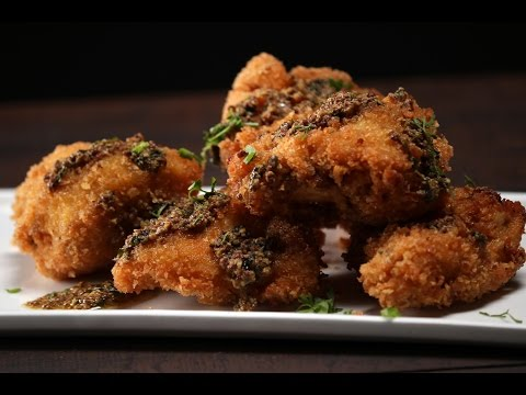 Crispy Mustard Chicken | Sanjeev Kapoor Khazana