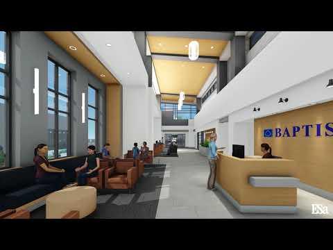 Video tour of the new Baptist Crittenden hospital