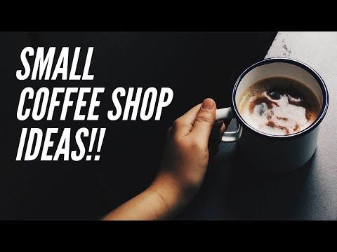 Small coffee shop Ideas