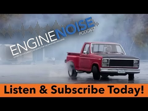 Engine Noise Podcast & 1A Auto @ New England Dragway