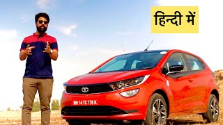 Tata Altroz Review - Tata's Best Hatch Ever | Road Test