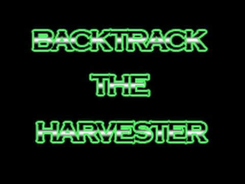 How To Use The Harvester In Backtrack