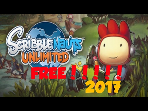 How to get Scribblenauts Unlimited for FREE! (2017)