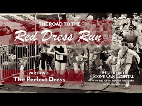 Road to the Red Dress Run – Part 2