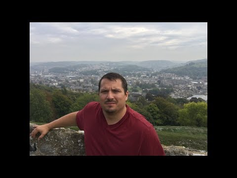 Traveling the U.K. End to End Alone Part 2 : Dover Castle