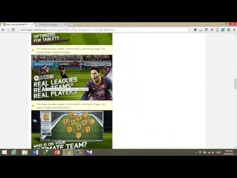 How to install FIFA 14 Unlock All Modes for Android