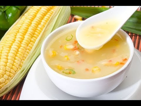 ***Veg Sweet Corn Soup Restaurant Style | How to make Soup | Soup Recipes