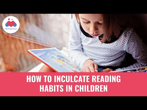 How to inculcate Reading habits in children