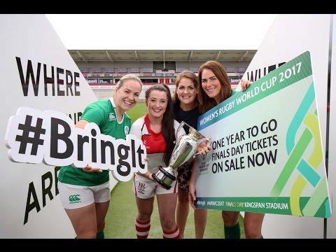 Irish Rugby TV: #WRWC2017 Finals Tickets On Sale