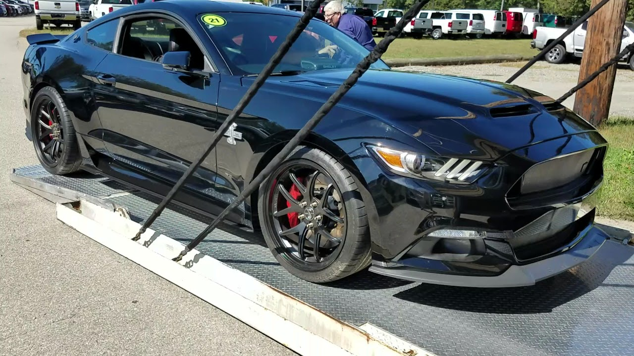 2017 Shelby Mustang SuperSnake 1 of 500