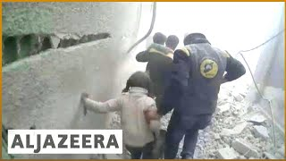 🇸🇾 Besieged civilians in Eastern Ghouta await UN aid