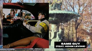 Jack Harlow - Same Guy (feat. Adam Levine) [Official Audio]