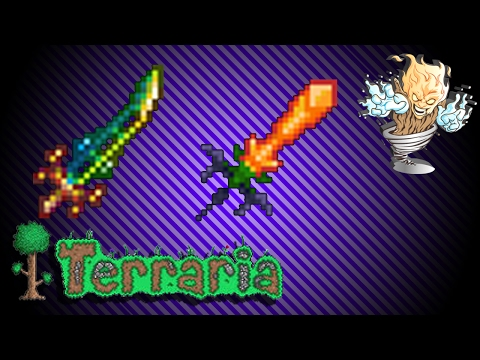 Terra Blade vs The Horseman's Blade – Terraria 1.3.4.4