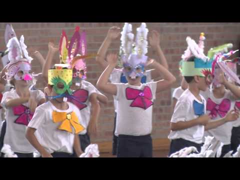Easter Hat Parade 2015