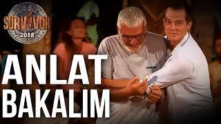 Anlat Bakalım'da Unutulmaz Anlar | 113. Bölüm | Survivor 2018
