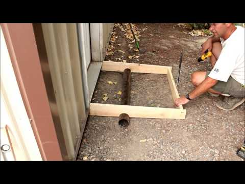 DIY Concrete Slab