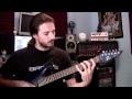 Legato Workout Exercise - Guitar Lesson 53