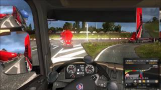 ETS2 - Fast And Furious 31. Scene