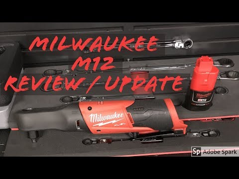 Tool Reivew Update Milwaukee M12 Ratchet
