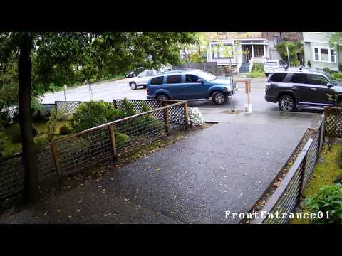 North Berkeley - Amazon Delivery Carrier Steals Packages