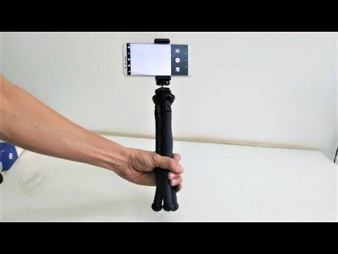 Best Gorillapod for Smartphone, DSLR & Action (Fotopro uFO2 Tripod)
