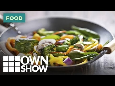 The Healthiest Way To Prepare Vegetables | #OWNSHOW | Oprah Online