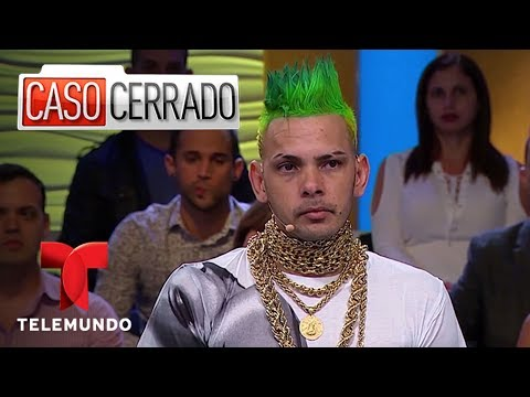 Caso Cerrado | Gave The Pawn Shop Fake Gold Chains⛓😂🍍| Telemundo English