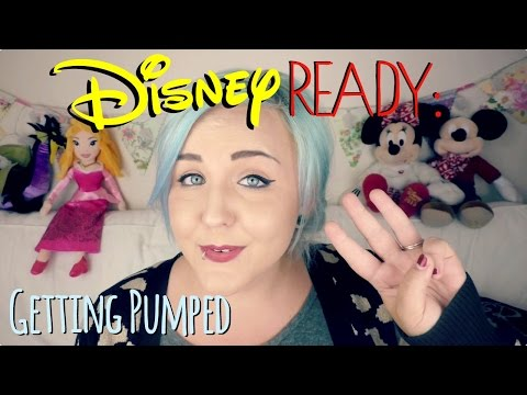 Disney Ready: Getting Pumped | 3 Tips for Adults || KellyHasAdventures