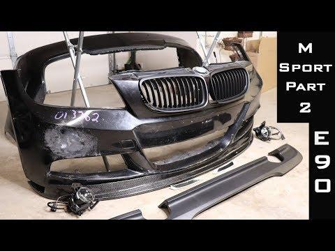 BMW E90 M Sport Full Conversion (Part 2)